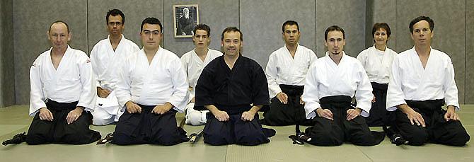 club aikido st herblain